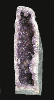 Artist:  Crystals & Decorator Pieces, Title: Amethyst Geode Variety of sizes - click for larger image