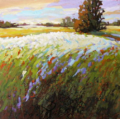 Artist: Audrey  Pfannmuller, Title: Field Blooms #1      I1507 - click for larger image