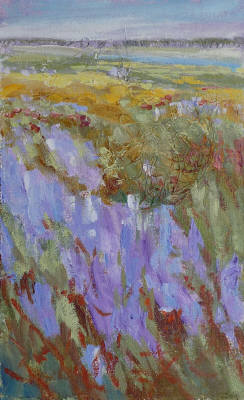 Artist: Audrey  Pfannmuller, Title: Prairie Colors #2     - click for larger image