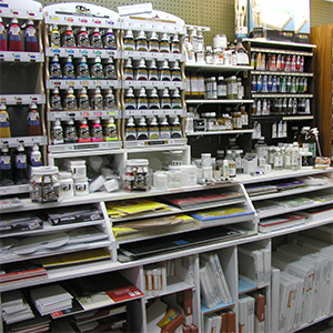 Art Supplies 1